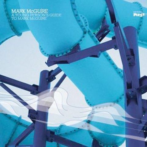 Mark,McGuire,‎–,A,Young,Person's,Guide,To,2xCD,Mark McGuire, A Young Person's Guide To Mark McGuire, CD, Editions Mego, vinilo, comprar, twosteprecords, two step records, Two-Step Records