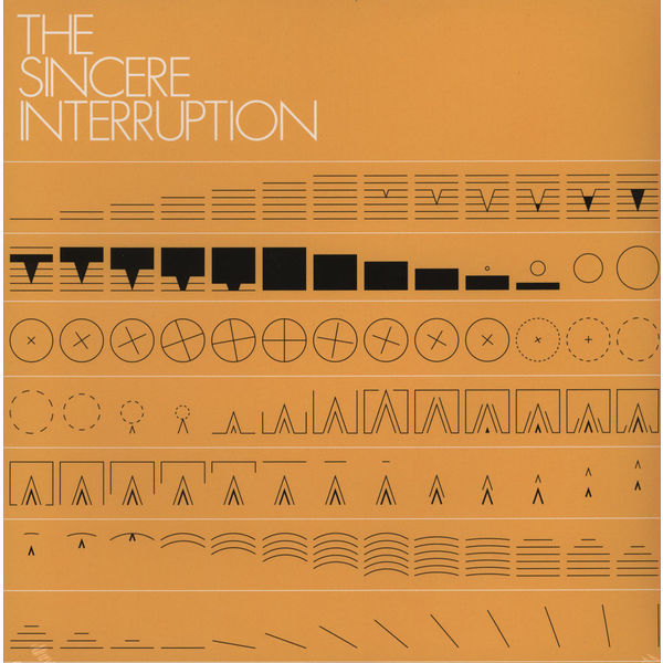 Eric Lanham - The Sincere Interruption LP - product images