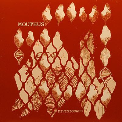 Mouthus,,Divisionals,LP, Divisionals, Ecstatic Peace, LP, vinyl, vinilo