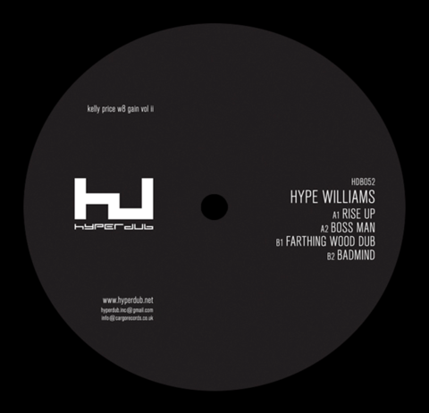 Hype,Williams,,Kelly,Price,W8,Gain,Vol,II,EP,Hype Williams  Kelly Price W8 Gain Vol II, LP, vinyl, Hyperdub, vinilo