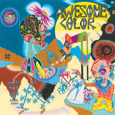 Awesome,Color,‎–,Electric,Aborigines,CD,Awesome Color, Electric Aborigines, Ecstatic Peace, CD