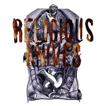 Religious,Knives,,The,Door,CD,Religious Knives, The Door, Ecstatic Peace, CD