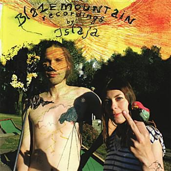 Islaja,,Blaze,Mountain,Recordings,CD, Blaze Mountain Recordings, Ecstatic Peace, CD