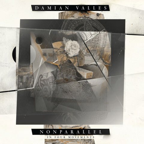 Damian,Valles,‎–,Nonparallel,(In,Four,Movements),LP/CD,Damian Valles, Nonparallel (In Four Movements), LP, experimedia, vinilo, vinyl, twosteprecords