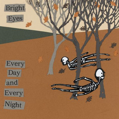 Bright,Eyes,,Every,Day,And,Night,EP+CD,Bright Eyes, Every Day And Every Night, LP, vinilo, Saddle Creek