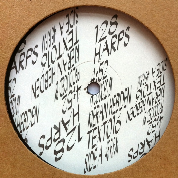 Four,Tet,‎–,128,Harps,12,Four Tet, 128 Harps, Text Recordings, 12, vinyl