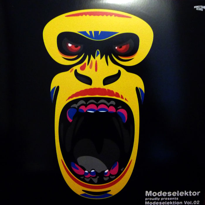 Modeselektor ‎– Modeselektor Proudly Presents Modeselektion Vol. 02 3xLP - product images  of