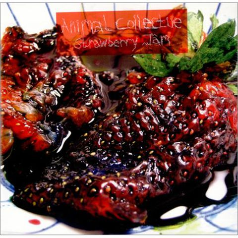 Animal,Collective,‎–,Strawberry,Jam,2xLP,Animal Collective Strawberry Jam, vinilo, Domino, LP, CD
