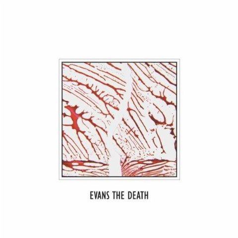 Evans,The,Death,‎–,LP,Evans The Death, Evans The Death, LP, Slumberland, Fortuna Pop, Vinyl