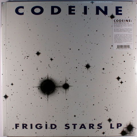 Codeine,‎–,Frigid,Stars,2xLP+CD, Frigid Stars, LP, Numero Group, vinyl