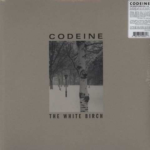 Codeine,‎–,The,White,Birch,2xLP+CD, The White Birch, LP, Numero Group, vinyl