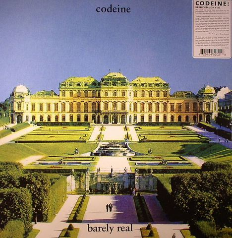 Codeine,‎–,Barely,Real,2xLP+CD, Barely Real, LP, Numero Group, vinyl