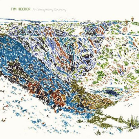 Tim,Hecker,,An,Imaginary,Country,2xLP,Tim Hecker, An Imaginary Country, Kranky, Vinyl, vinilo, comprar, twosteprecords, two step records, Two-Step Records