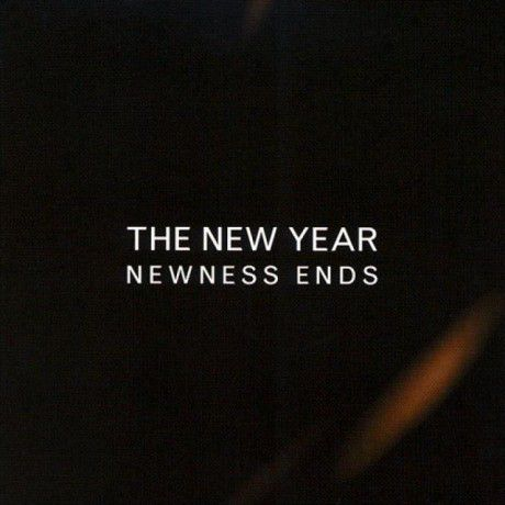 The,New,Year,,Newness,Ends,LP,The New Year, Newness Ends, LP, Touch And Go, vinyl