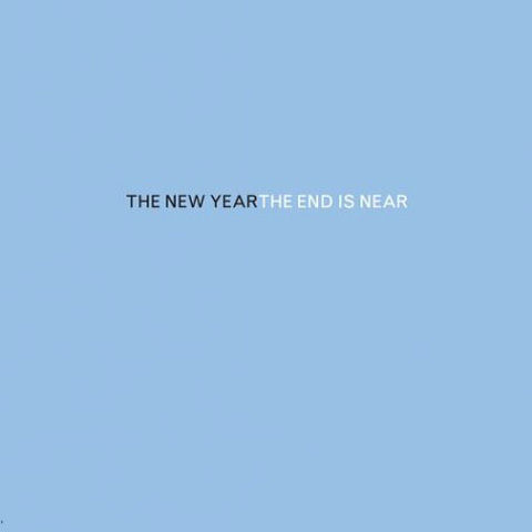 The,New,Year,,End,Is,Near,LP,The New Year, The End Is Near, LP, Touch And Go, vinyl