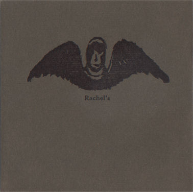 Rachel's,‎–,Handwriting,LP, Handwriting, LP, Quarterstick, vinyl