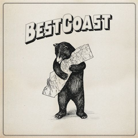 Best,Coast,‎–,The,Only,Place,LP+7,Best Coast ‎– The Only Place, Mexican Summer, Vinyl, vinilo, comprar, twosteprecords, two step records, Two-Step Records