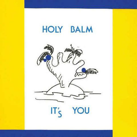 Holy,Balm,,It's,You,LP,Holy Balm, It's You, Not Not Fun, Vinyl, vinilo, comprar, twosteprecords, two step records, Two-Step Records