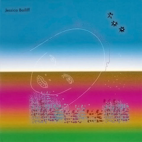 Jessica,Bailiff,‎–,LP,Jessica Bailiff, Jessica Bailiff, Kranky, Vinyl, vinilo, comprar, twosteprecords, two step records, Two-Step Records