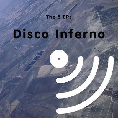Disco,Inferno,‎–,The,5,EPs,2xLP/CD,Disco Inferno, The 5 EPs, One Little Indian, CD, Vinyl, LP