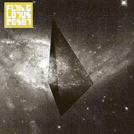 Flying,Lotus,‎–,Reset,EP,Flying Lotus, Reset, Warp, Vinyl, vinilo, comprar, twosteprecords, two step records, Two-Step Records