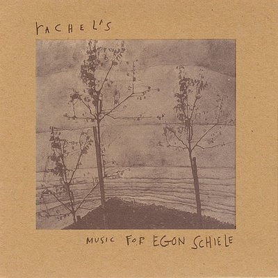 Rachel's,‎–,Music,For,Egon,Schiele,LP, Music For Egon Schiele, LP, Quarterstick, vinyl