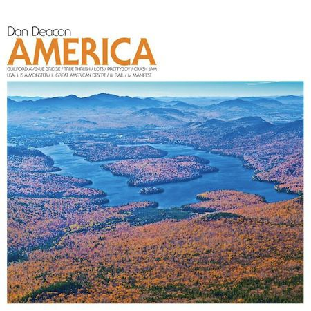 Dan,Deacon,,America,LP,Dan Deacon, America, Domino, LP, vinyl