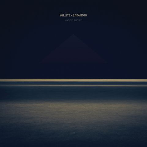 Willits,+,Sakamoto,‎–,Ancient,Future,LP,Willits + Sakamoto, Ancient Future, Ghostly International, LP, vinilo, vinyl, two step records
