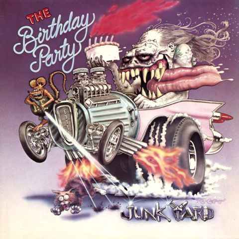 The,Birthday,Party,-,JunkYard,LP+7+CD,Boxset,The Birthday Party, JunkYard, 4AD, vinyl, deluxe