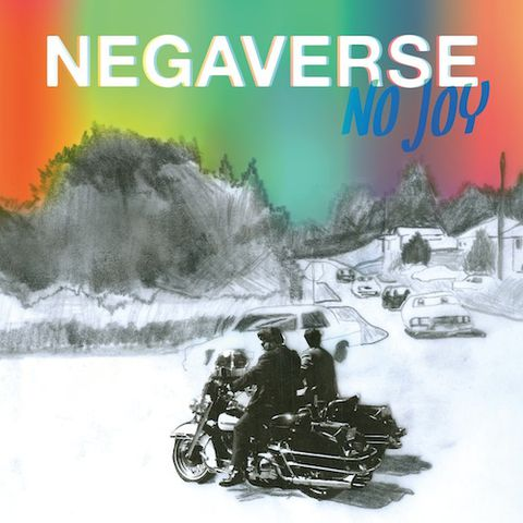 No,Joy,‎–,Negaverse,EP,No Joy, Negaverse, Mexican Summer, vinilo, comprar, twosteprecords, two step records, Two-Step Records