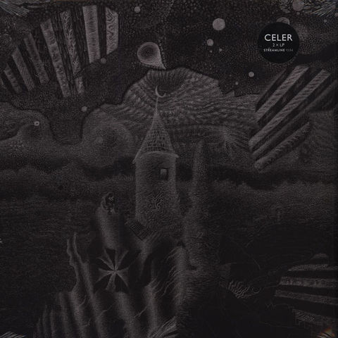 Celer,–,I,,Anatomy,2xLP, I, Anatomy, Drag City, vinyl, vinilo, twosteprecords