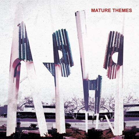 Ariel,Pink's,Haunted,Graffiti,,Mature,Themes,LP+CD,Ariel Pink's Haunted Graffiti, Mature Themes, Baby, 4AD, Vinyl, twosteprecords, vinilo