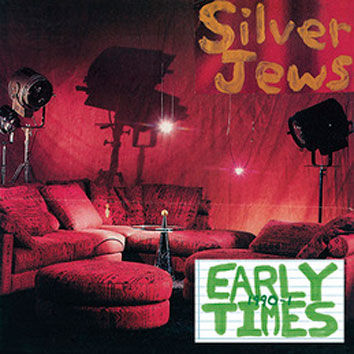 Silver,Jews,,Early,Times,1990-1,LP,Silver Jews, Early Times 1990-1, LP,.Drag City, vinyl, vinilo