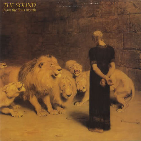 The,Sound,‎–,From,Lions,Mouth,LP,The Sound, From The Lions Mouth, 1972, Vinyl, vinilo, comprar, twosteprecords, two step records, Two-Step Records