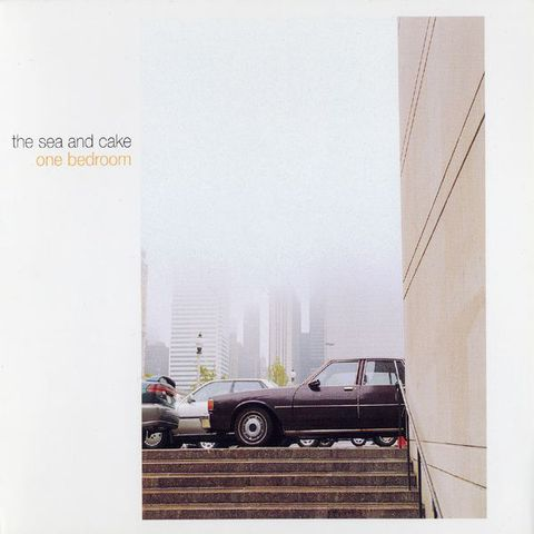 The,Sea,And,Cake,‎–,One,Bedroom,LP,The Sea And Cake, One Bedroom, LP, vinilo, comprar, twosteprecords, two step records, Two-Step Records