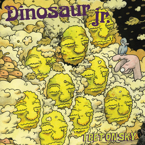 Dinosaur,Jr.,‎–,I,Bet,On,Sky,LP,Dinosaur Jr., I Bet On Sky, Jagjaguwar, PIAS, LP, vinyl