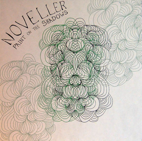 Noveller,,Paint,On,The,Shadows,LP, Paint On The Shadows, No Fun, LP, vinyl