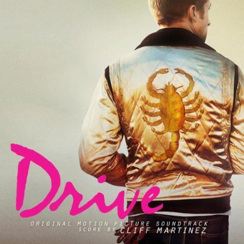 Cliff,Martinez,,Drive,(Original,Motion,Picture,Soundtrack),2xLP,Cliff Martinez, Drive (Original Motion Picture Soundtrack), Invada, color, vinyl, LP