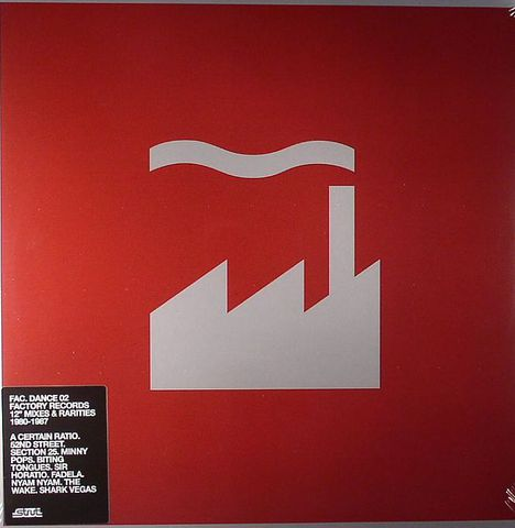 Various,‎–,Fac.,Dance,02,,12,Mixes,&,Rarities,1980-1987,2xLP, Fac. Dance 02, 12 Mixes & Rarities 1980-1987, Vinyl, LP, Strut