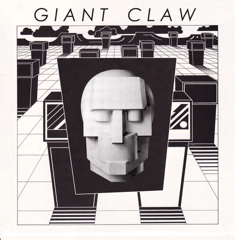 Giant,Claw,,Mutant,Glamour,LP,Giant Claw, Mutant Glamour, Orange Milk, Vinyl, vinilo, comprar, twosteprecords, two step records, Two-Step Records