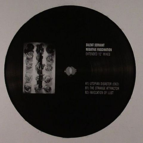 Silent,Servant,‎–,Negative,Fascination,(Extended,12,Mixes),Silent Servant, Negative Fascination (Extended 12 Mixes), Hospital Productions, vinyl, LP
