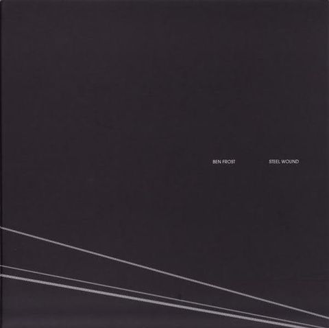 Ben,Frost,‎–,Steel,Wound,LP,Ben Frost, Steel Wound, LP, Room40, vinyl