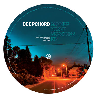 Deepchord,‎–,Summer,Nights,Versions,EP, Summer Nights Versions EP, Soma Quality Recordings, LP, vinyl