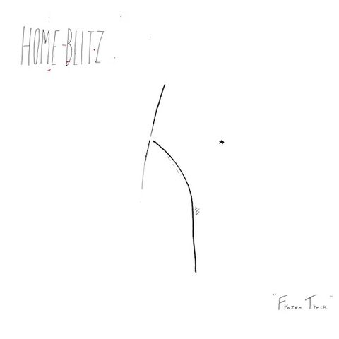 Home,Blitz,‎–,Frozen,Track,EP,Home Blitz, Frozen Track, Mexican Summer, vinilo, comprar, twosteprecords, two step records, Two-Step Records