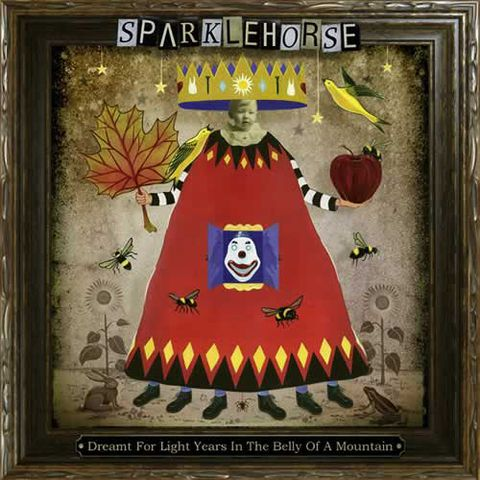 Sparklehorse,‎–,Dreamt,For,Light,Years,In,The,Belly,Of,A,Mountain,LP, Dreamt For Light Years In The Belly Of A Mountain, Plain Recordings, Vinyl, LP, vinilo, comprar, twosteprecords, two step records, Two-Step Records