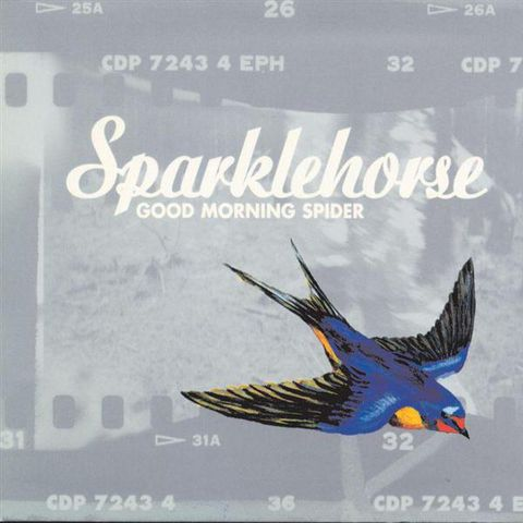Sparklehorse,,Good,Morning,Spider,LP, Good Morning Spider, Plain Recordings, Vinyl, LP, vinilo, comprar, twosteprecords, two step records, Two-Step Records