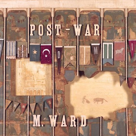 M.,Ward,,Post-War,LP,M. Ward, Post-War, Merge, LP, vinyl