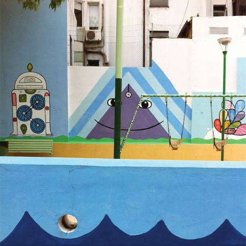 The,Sea,And,Cake,‎–,Runner,LP,The Sea And Cake, Runner, LP, vinilo, comprar, twosteprecords, two step records, Two-Step Records
