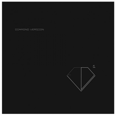 Diamond,Version,‎–,EP1,12,Diamond Version, EP1, LP, vinyl, Mute