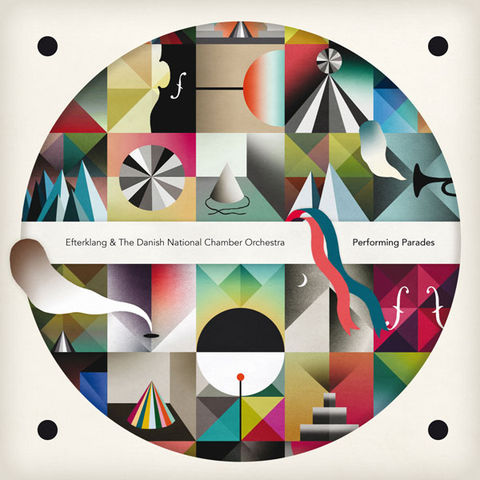 Efterklang,&,The,Danish,National,Chamber,Orchestra,‎–,Performing,Parades,2xLP+DVD, The Danish National Chamber Orchestra, Performing Parades, Leaf, LP, DVD, vinyl
